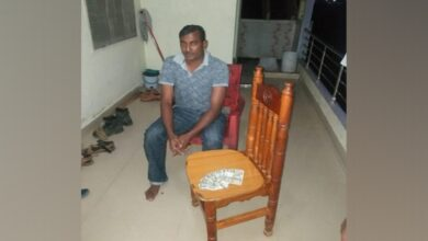 Photo of Telangana: Police Inspector held for demanding, accepting bribe