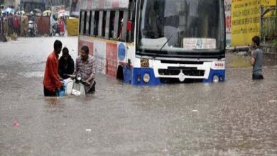 Photo of Hyderabad rains: Many roads closed by Traffic police