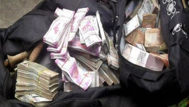 Photo of Dubbak by-polls: 40 Lakh unaccounted cash seized