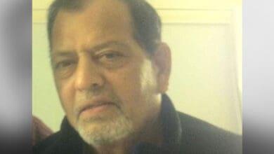Photo of Janab Hasan Mahmood Siddiqui passed away in Chicago