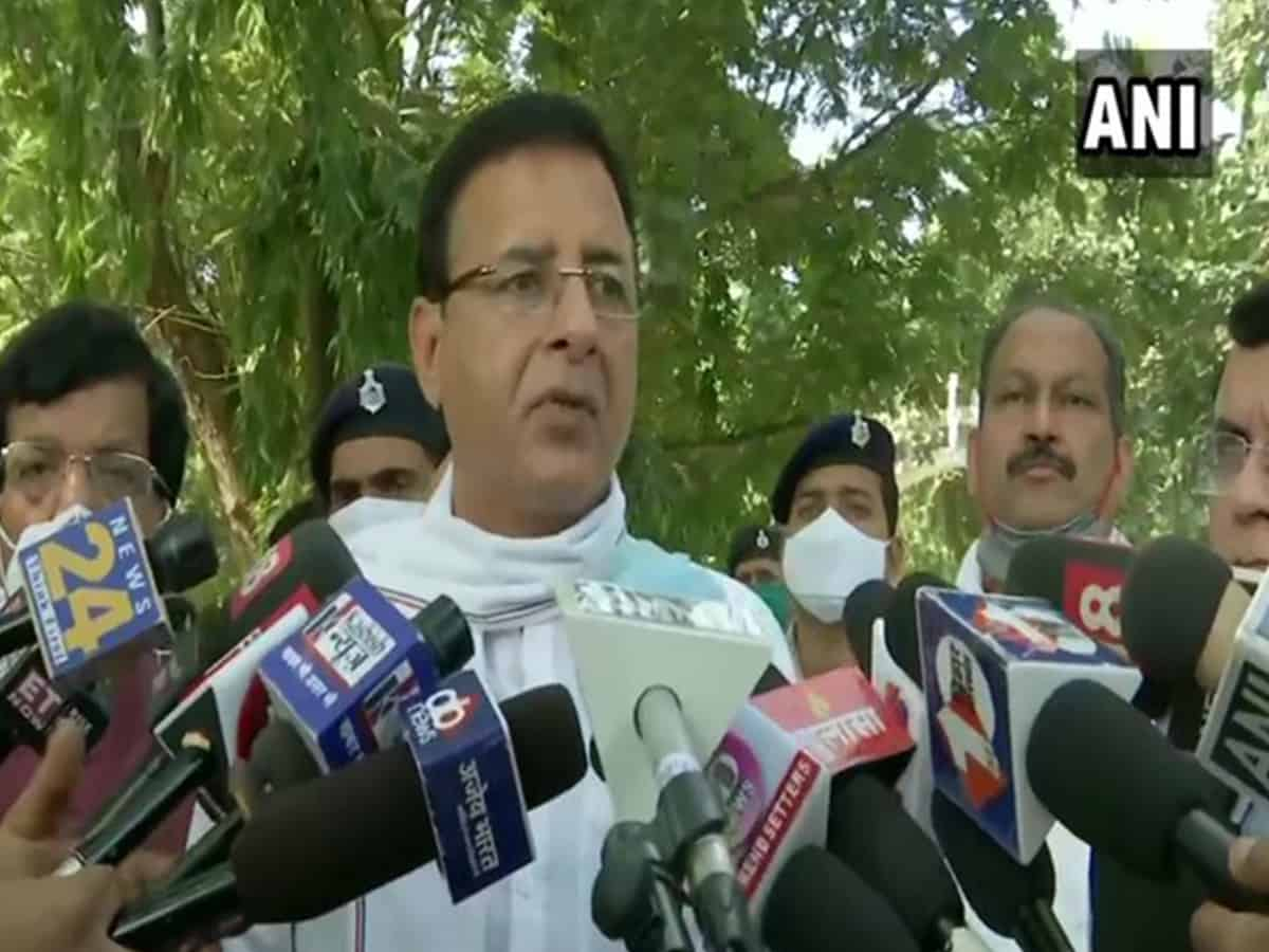 Congress demands suspension of CM, DyCM over Munger incident