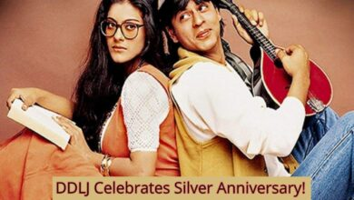 Photo of DDLJ turns 25: SRK, Kajol change their names on Twitter to Raj, Simran