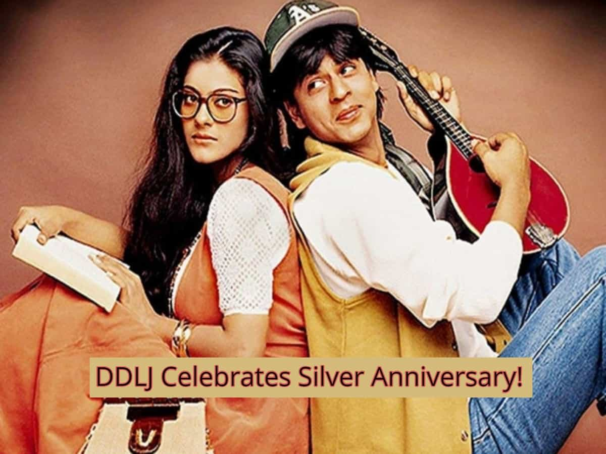 DDLJ turns 25: SRK, Kajol change their names on Twitter to Raj, Simran