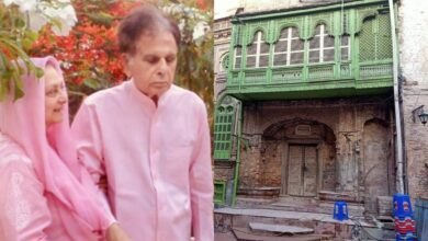 Photo of Dilip Kumar gets nostalgic about his ancestral house in Peshawar