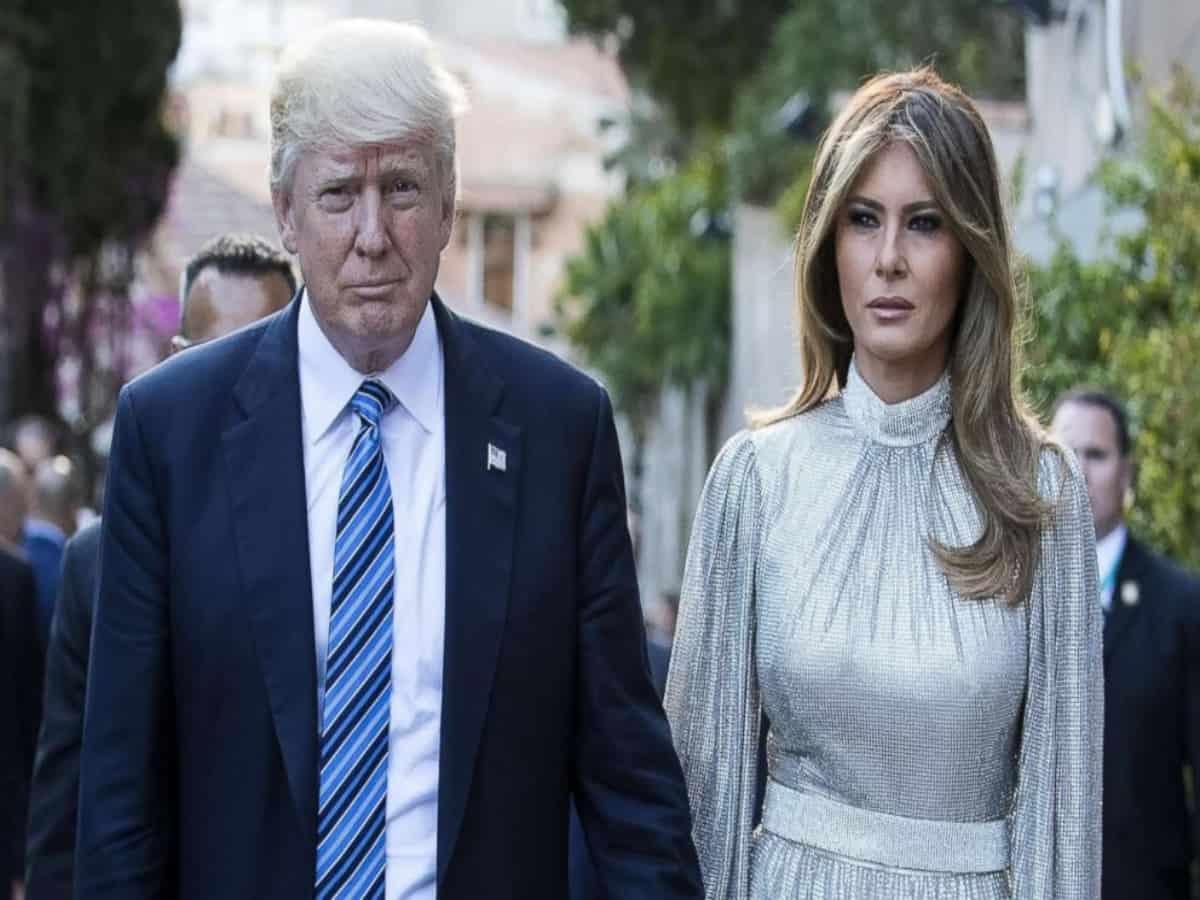 Donald Trump, Melania Trump test positive for COVID-19