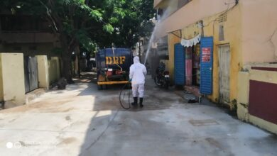 Photo of GHMC begins drive to curb spread of COVID and seasonal viruses
