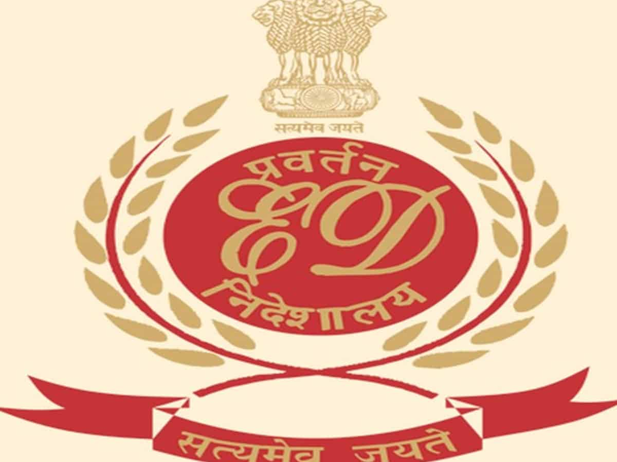 ED arrests man in money laundering case involving Rs 750 crores