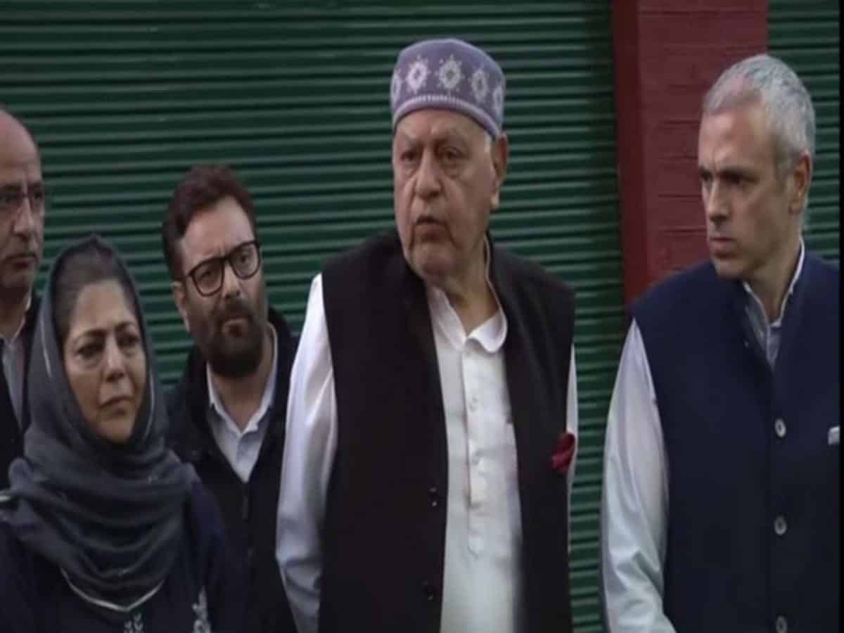 ED questions Farooq Abdullah in J-K Cricket Association scam