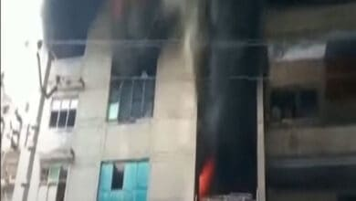 Photo of Delhi: Fire breaks out at DSIDC Narela industrial area