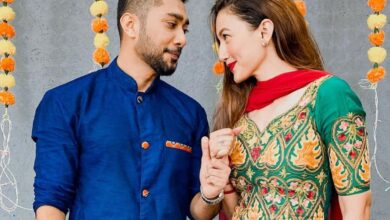 Photo of Gauahar Khan and Zaid Darbar's marriage on cards?