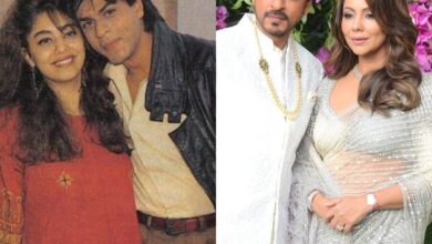 Photo of When SRK told Gauri Khan to wear burqa & change name to 'Ayesha'
