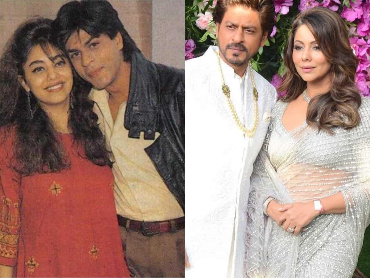 When SRK told Gauri Khan to wear burqa & change name to 'Ayesha'