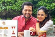Photo of Riteish Deshmukh reveals Genelia D'Souza earns more than him