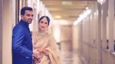 Photo of Cricketer Zaheer Khan, Sagarika Ghatge to become parents soon: reports