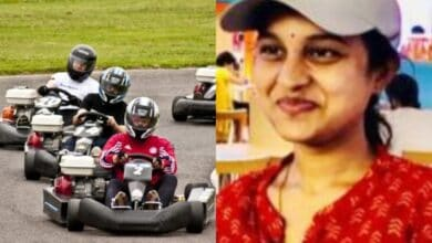 Photo of 20-year-old Hyd student dies after her hair caught in go-kart wheel
