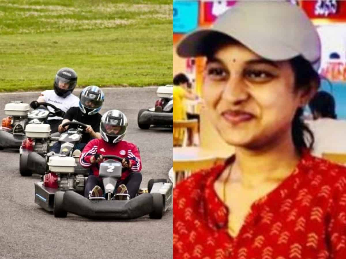 20-year-old Hyd student dies after her hair caught in go-kart wheel