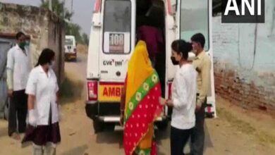 Mother of Hathras victim taken to hospital due to ill health