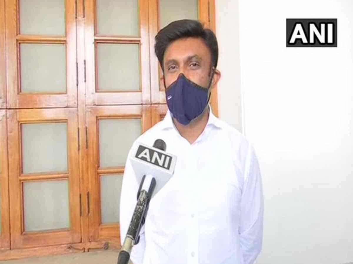 Karnataka Minister Sudhakar K given additional charge of Health Ministry