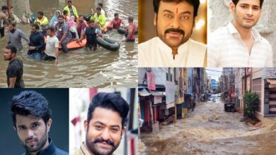 Photo of Tollywood extends financial support in wake of Hyderabad floods