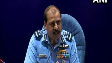 Air Force is ready for a two-front war: IAF chief