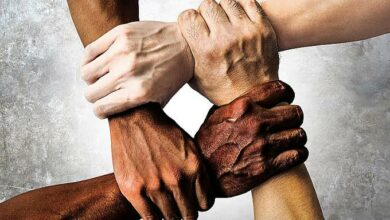 Photo of UNITY IS STRENGTH AND DIVISION IS WEAKNESS