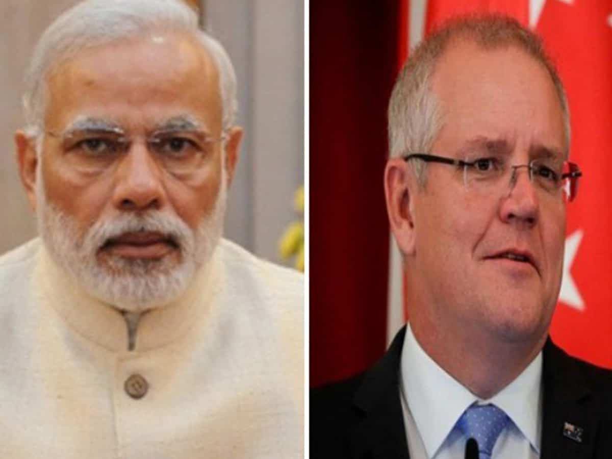 Australia should embrace closer defence ties with India: Report