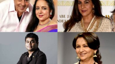 Photo of From Hema Malini to AR Rehman, Indian celebs who accepted Islam