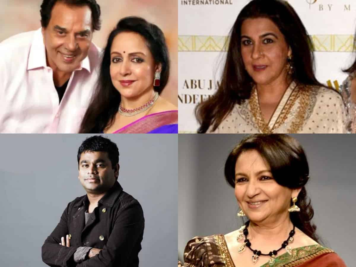 From Hema Malini to AR Rehman, Indian celebs who accepted Islam