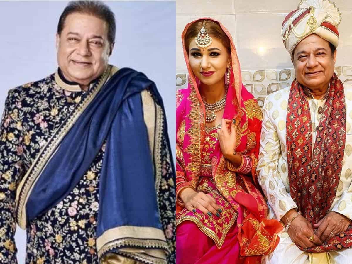 Anup Jalota finally breaks silence on wedding rumours with Jasleen Matharu