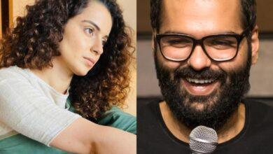 Photo of Kunal Kamra mocks at Kangana: 'Powercut in Mumbai, why is your fuse blown?'