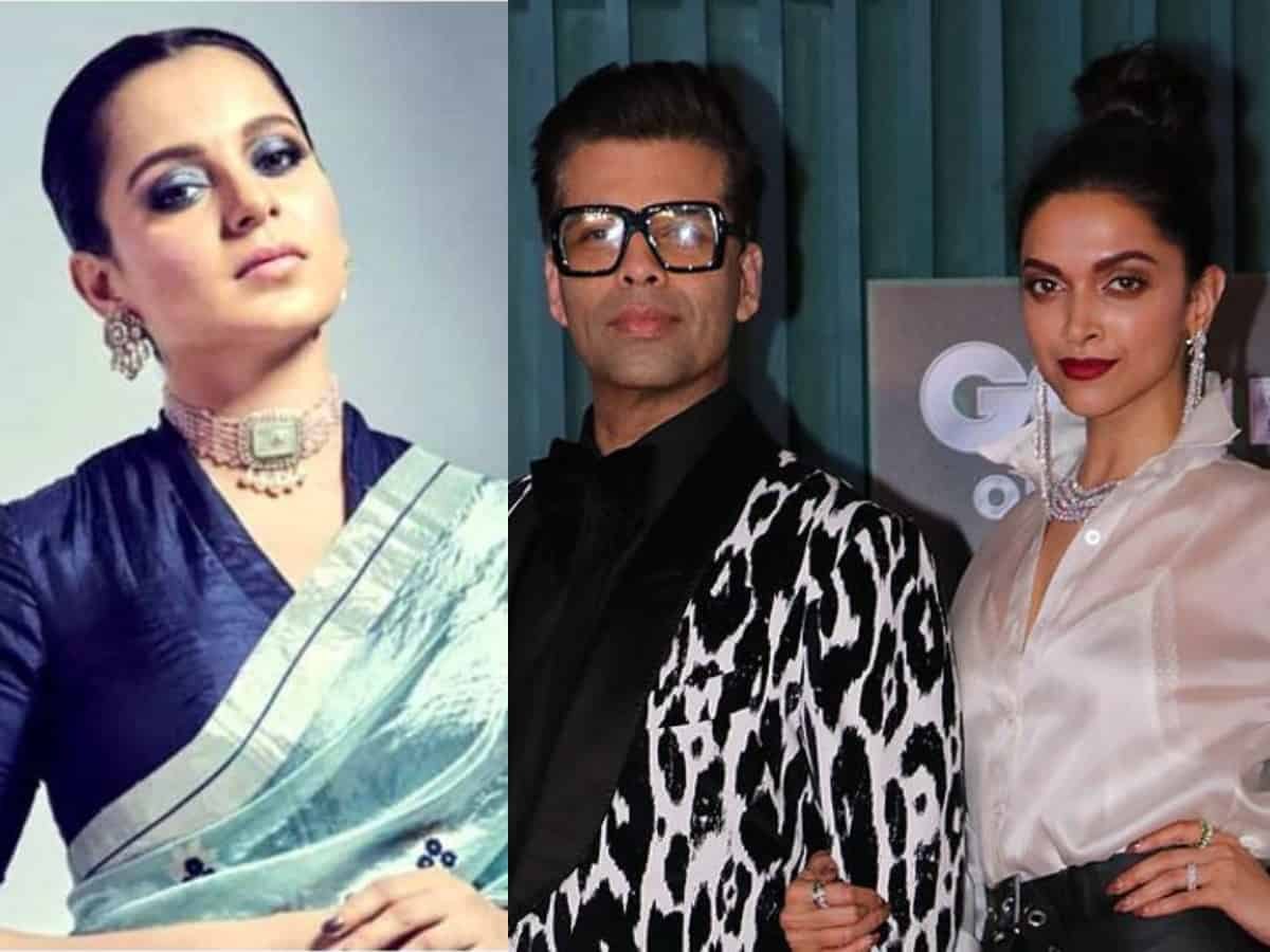 Kangana Ranaut's controversial remarks aren't ending anytime soon