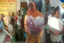 Photo of Hyderabad flood relief: Faiz-E-Aam, Siasat Millat fund distributes relief package