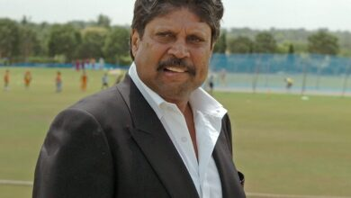 Photo of Kapil Dev suffers heart attack, hospitalised in Delhi