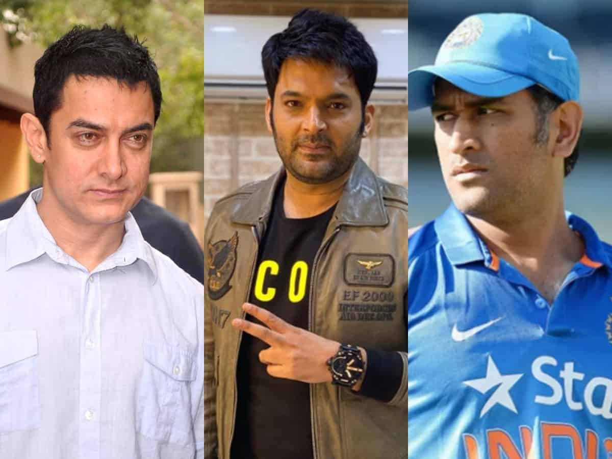Aamir Khan, Dhoni refused to appear on The Kapil Sharma Show, here's why