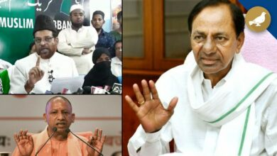 Photo of Muslim Shabban appeal to KCR, Don't make Telangana like Uttar Pradesh