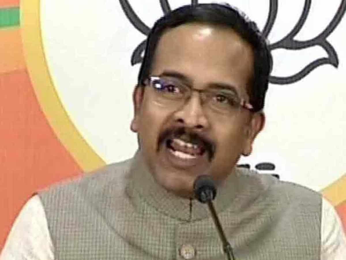 Criminal negligence on the part of TRS govt: BJP's Krishna Sagar Rao