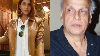 Photo of Actor Luviena Lodh calls Mahesh Bhatt the 'biggest don of B-town'