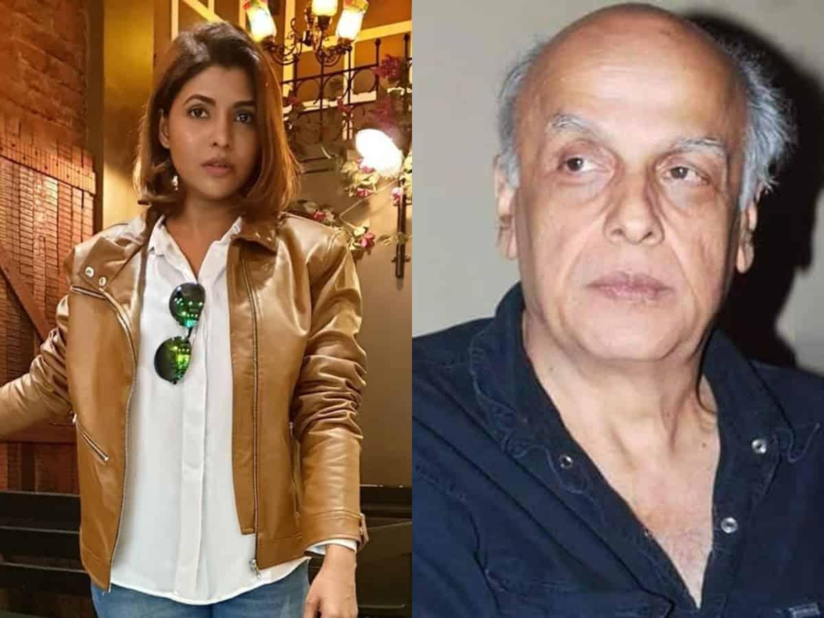 Actor Luveina Lodh calls Mahesh Bhatt the 'biggest don of B-town'