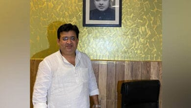 Photo of LN Mishra's grandson denied Cong ticket; calls party 'Jinnah worshipper'