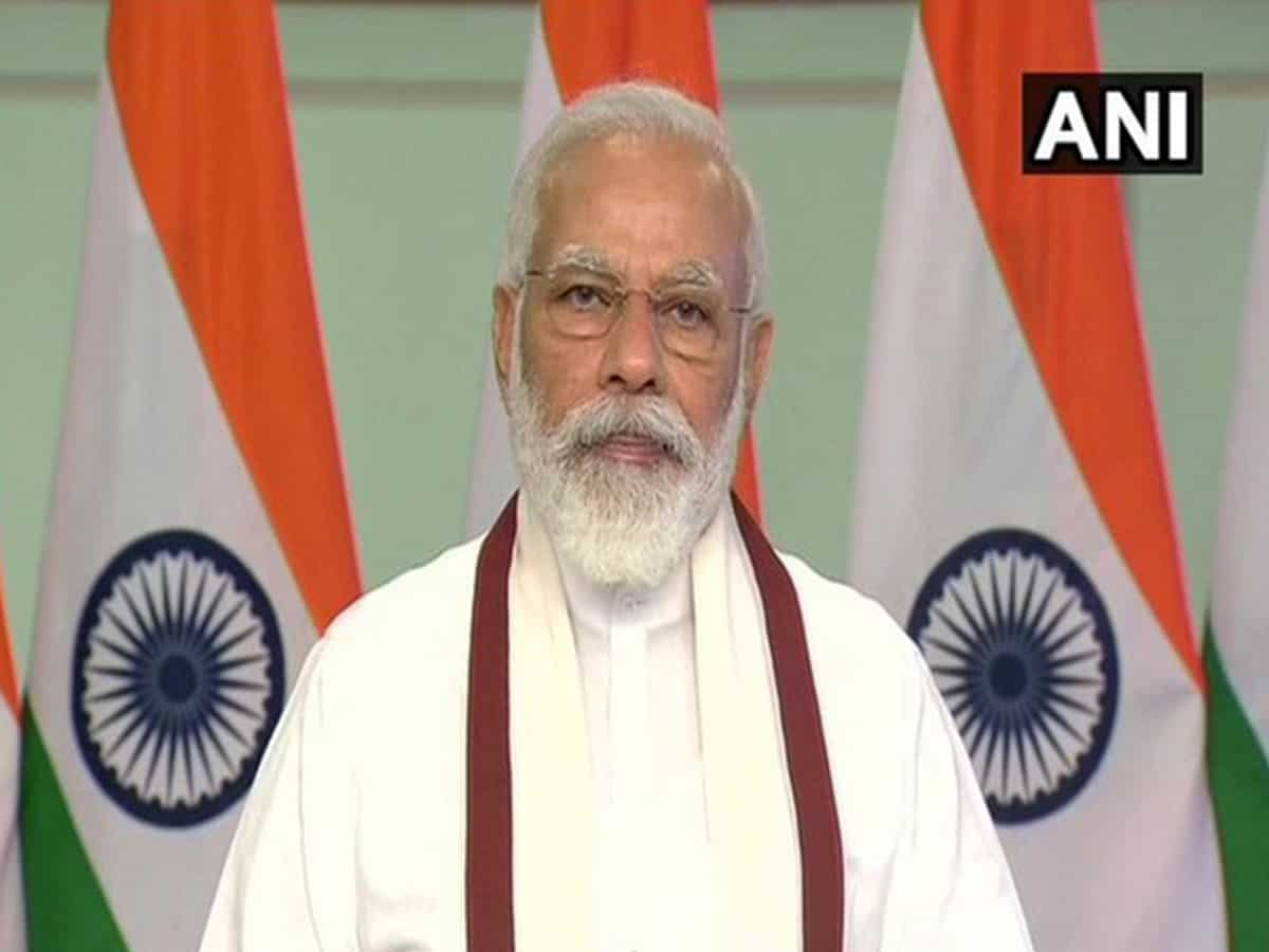 PM Narendra Modi greets India Post employees on World Post Day