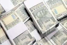 Photo of Rupee settles 9 paise lower at 73.58 against US dollar