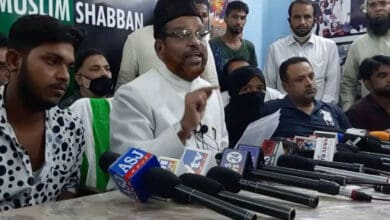 Photo of Muslim Shabban announces maintenance for Moinabad victim's sister