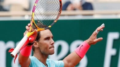 Photo of French Open: Defending champion Nadal cruises to fourth round