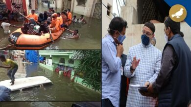 Photo of Tolichowki: Rescue and Evacuation operations by NDRF in Nadeem Colony