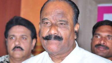 Photo of Former Home Minister Nayini Narsimha Reddy hospitalized