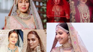 Did Neha Kakkar copy Deepika, Anushka and Priyanka's looks for her wedding?