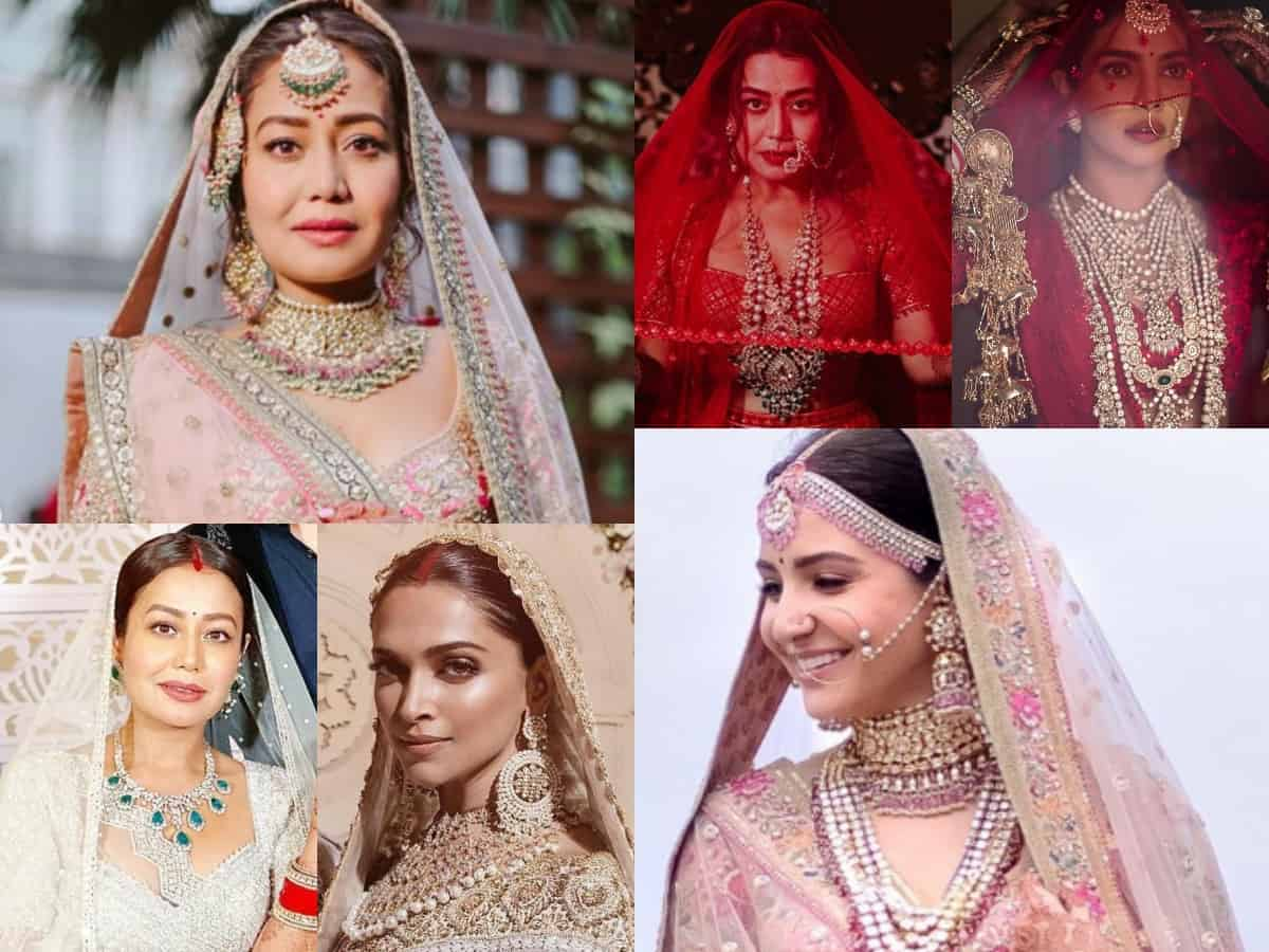Did Neha Kakkar copy Deepika, Anushka and Priyanka's looks for her wedding?