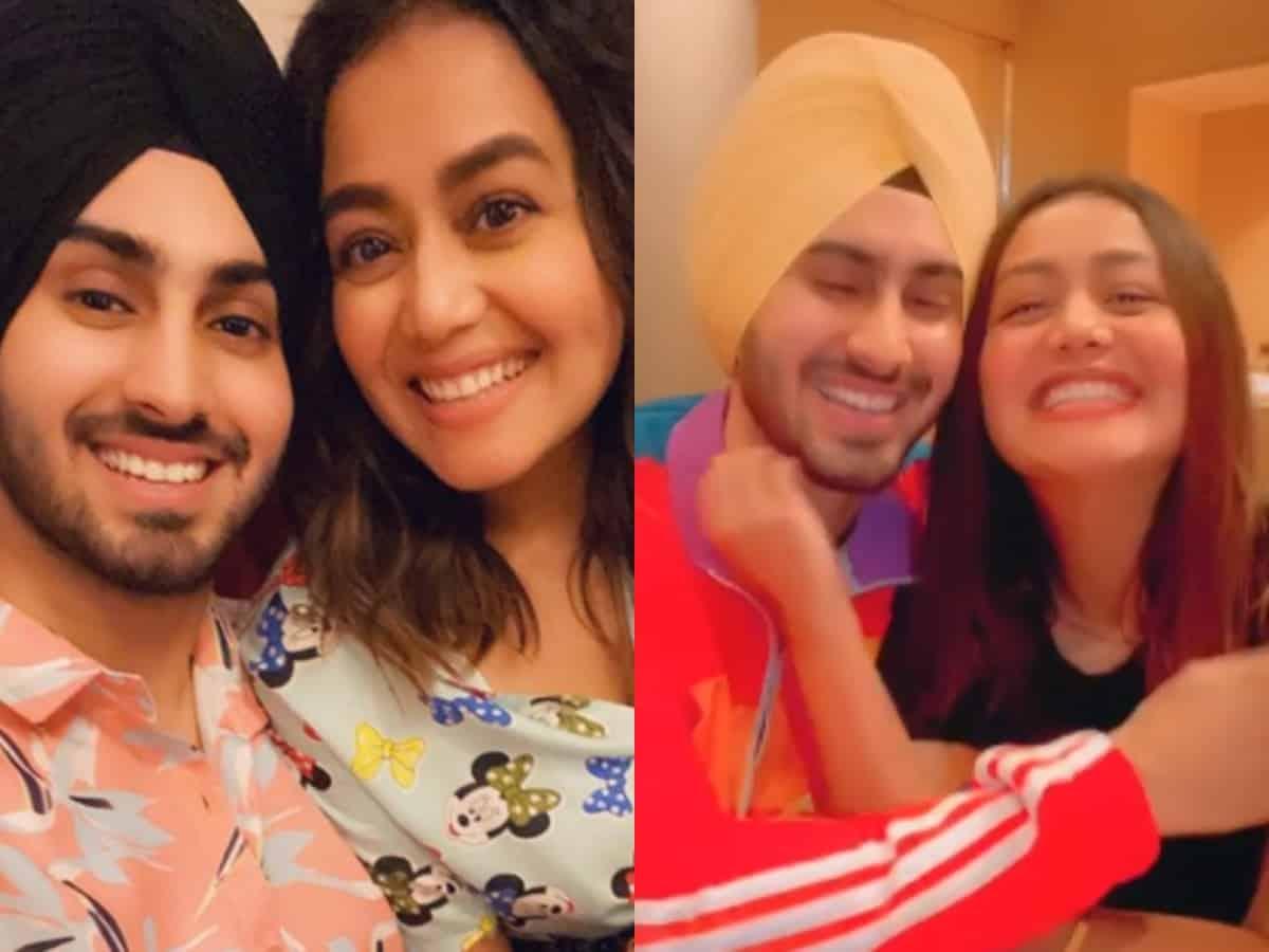 Singer Neha Kakkar to tie knot with Rohanpreet Singh?