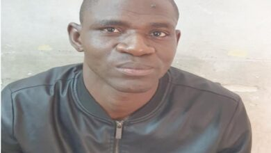 Photo of Nigerian arrested by task force for selling cocaine in city