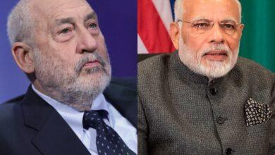 Photo of Nobel Laureate Stiglitz attacks Modi for dividing Hindus and Muslims